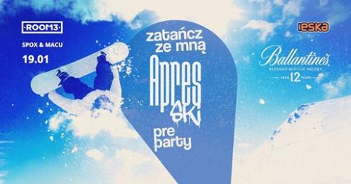 Zatańcz ze mną / Apres Ski Pre Party / Spox & Macu