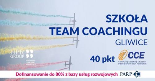Szkoła Team Coachingu - Gliwice