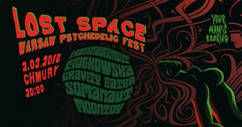 Lost Space: Warsaw Psychedelic Fest