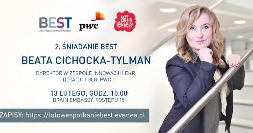 Lutowe spotkanie networkingowe BEST Sieci Przedsiębiorczych Kobiet dla studentek i doktorantek