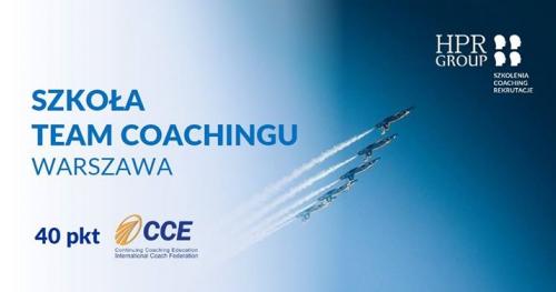 Szkoła Team Coachingu - Warszawa