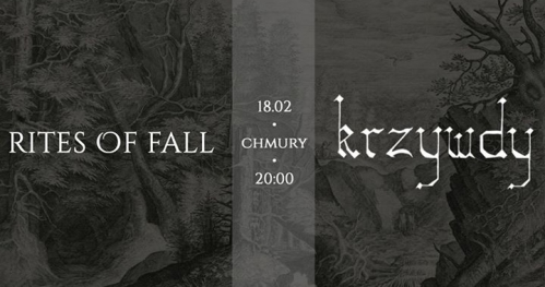 Rites of Fall & Krzywdy I The Dark Age Of Love 18.02.2018