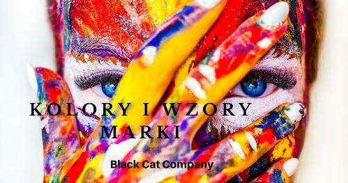 Kolory i wzory marki