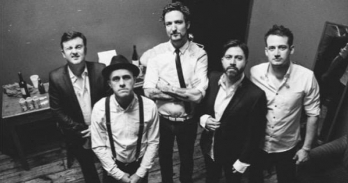 Frank Turner and The Sleeping Souls Official Event, Klub Kwadrat