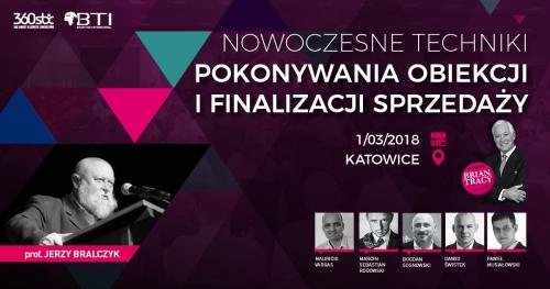NOWOCZESNE TECHNIKI POKONYWANIA OBIEKCJI I FINALIZACJI SPRZEDAŻY - Katowice