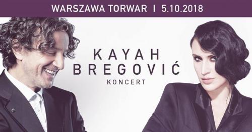 Kayah i Bregović // 5.10.2018 // Torwar, Warszawa