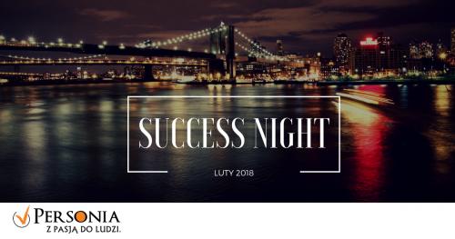 Success Night - Luty 2018