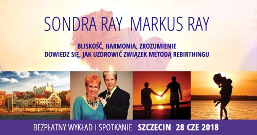 Bezpłatny Wykład i Spotkanie z Sondrą i Markusem Ray
