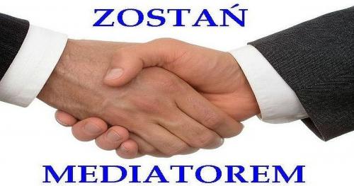 Mediator Sądowy i pozasądowy-certyfikowany kurs podstawowy z dofinansowaniem