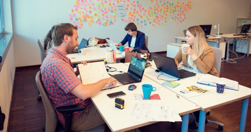 Dzień otwarty - przetestuj coworking w Strefie Startup Gdynia