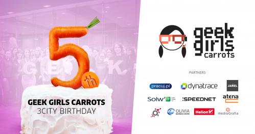 Geek Girls Carrots 3city || #5th_Birthday_event @Carrots Foundation