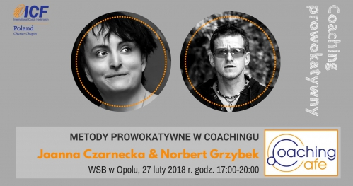 Coaching Cafe - Metody prowokatywne w coachingu