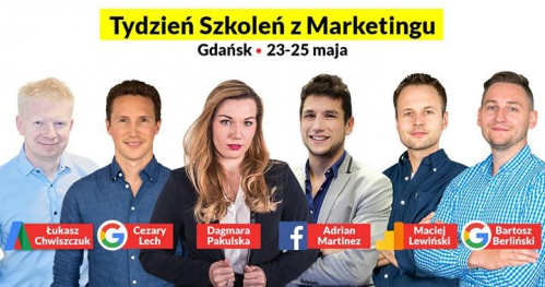 Tydzień Szkoleń z Marketingu - Gdańsk