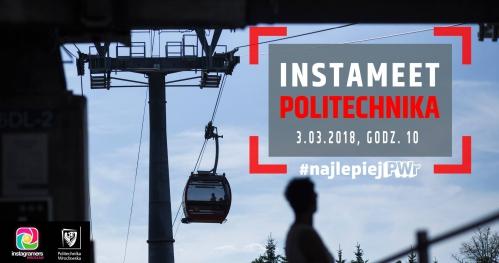 Instameet Politechnika Wrocławska