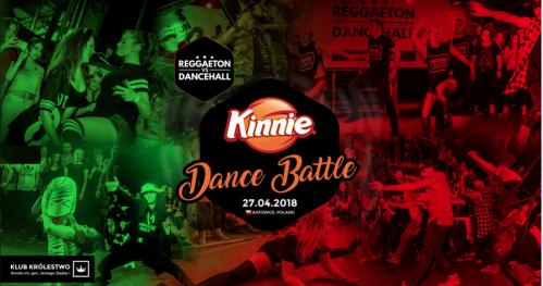 Reggaeton vs Dancehall Kongres V : Kinnie Dance Battle
