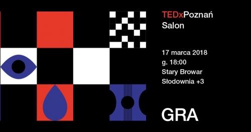 TEDxPoznanSalon GRA