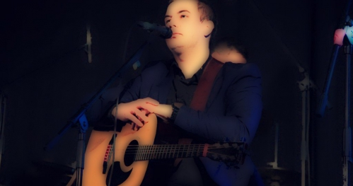 """Koncert  """"Powitanie wiosny balladą"""" Kacper Chirzyński"""