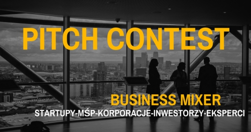 Business Mixer - Business Link Katowice | PITCH CONTEST | 28.09.2018