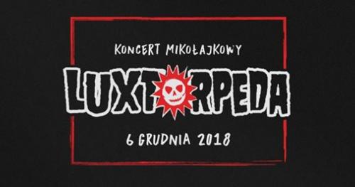 Luxtorpeda - Koncert Mikołajkowy, Klub Stodoła, 06.12.2018