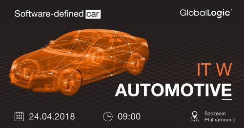 "Konferencja GlobalLogic ""IT w automotive"" 2018"