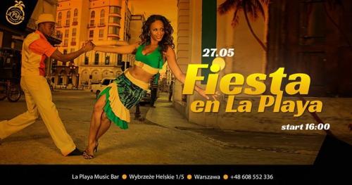 Fiesta en LaPlaya - Grand Opening