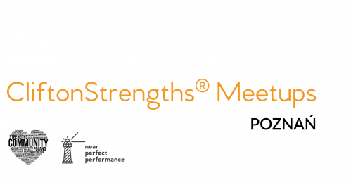 Talenty Gallupa - CliftonStrengths Meetup POZNAŃ #5 | Strengths Community Poland