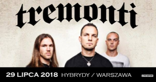 Tremonti Official Event, Hybrydy, 29.07.2018