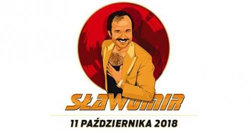 Sławomir, 11.10.2018, Klub Stodoła
