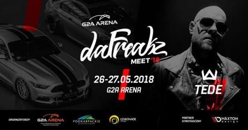 G2A Arena DaFreakz Meet '18 Expo / TEDE NWJ / 26-27 V 2018