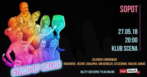 Stand-up Skład - Sopot