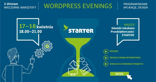 Wordpress evenings: programowanie, aplikacje, design