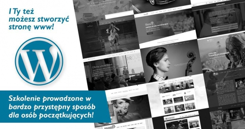 Kurs Wordpress - Stwórz własną stronę www!