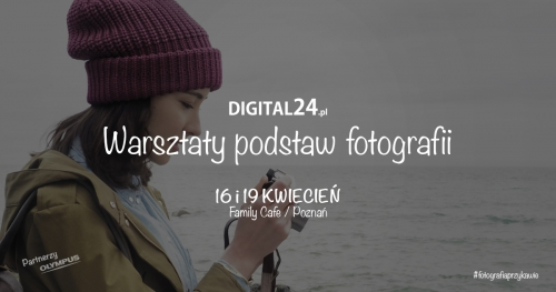 Warsztaty podstaw fotografii