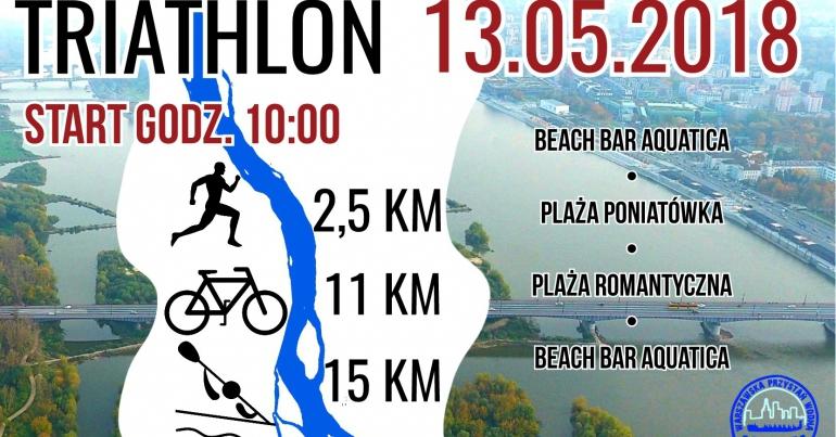 I Triathlon Nadwiślański