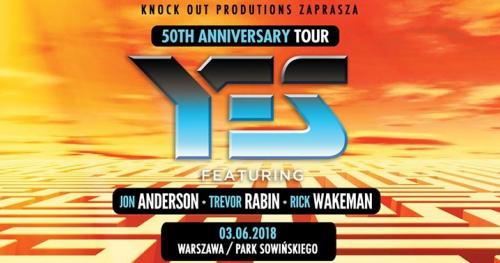 """YES featuring ARW / 3 VI / """"Park Sowińskiego"""" Warszawa"""