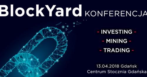 Konferencja BlockYard 2018