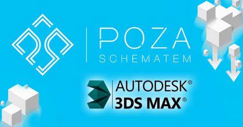 KURS PROGRAMU AUTODESK 3DS MAX - Poziom podstawowy - grupa I (Wydział Architektury)