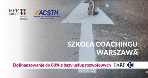 Szkoła Coachingu Warszawa