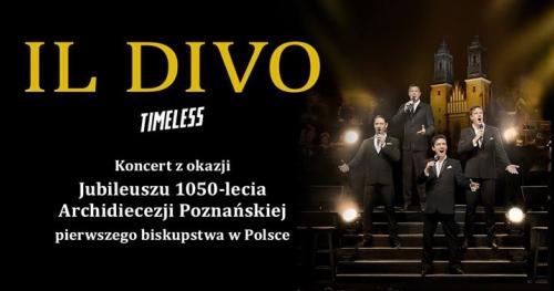 Il Divo @Poznań, Poland