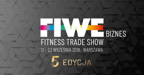 FIWE FITNESS BUSINESS TRADE SHOW 2018