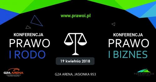 Konferencje Prawo i Biznes/Prawo i RODO