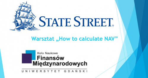 "Warsztat ""How to calculate NAV""."