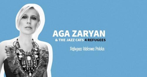 Aga Zaryan & The Jazz Cats 4 Refugees