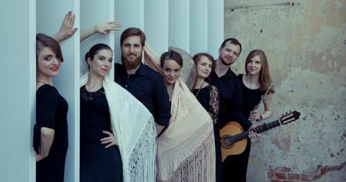 Madrugada - koncert w Dziku.