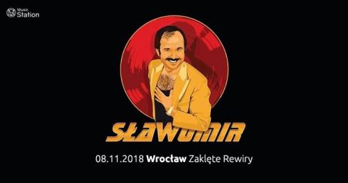 Sławomir 08.11.2018 Wrocław Zaklęte Rewiry
