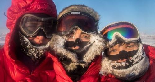 Jednak nie zamiorzli! - rowerem zimą z Rosji do Mongolii