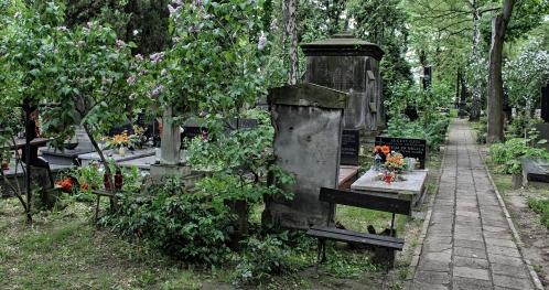27.05.2018 - 15:00 - Cmentarze ewangelickie bez tajemnic. [Spacer]