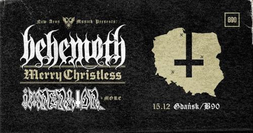 "Merry Christless / 15 XII / Gdańsk ""B90"""