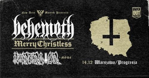 "Merry Christless / 14 XII / Warszawa ""Progresja"""