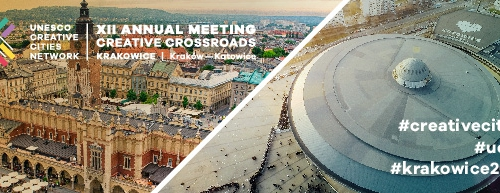 #krakowice2018: XII UNESCO Creative Cities Annual Meeting
